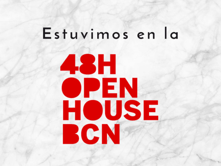 48h Open House Bcn 2015 / 2016 / 2018